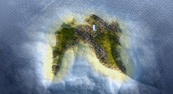 Koholint Aerial View